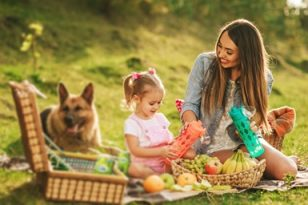 Dietologė: augančiam vaikui būtina subalansuota mityba